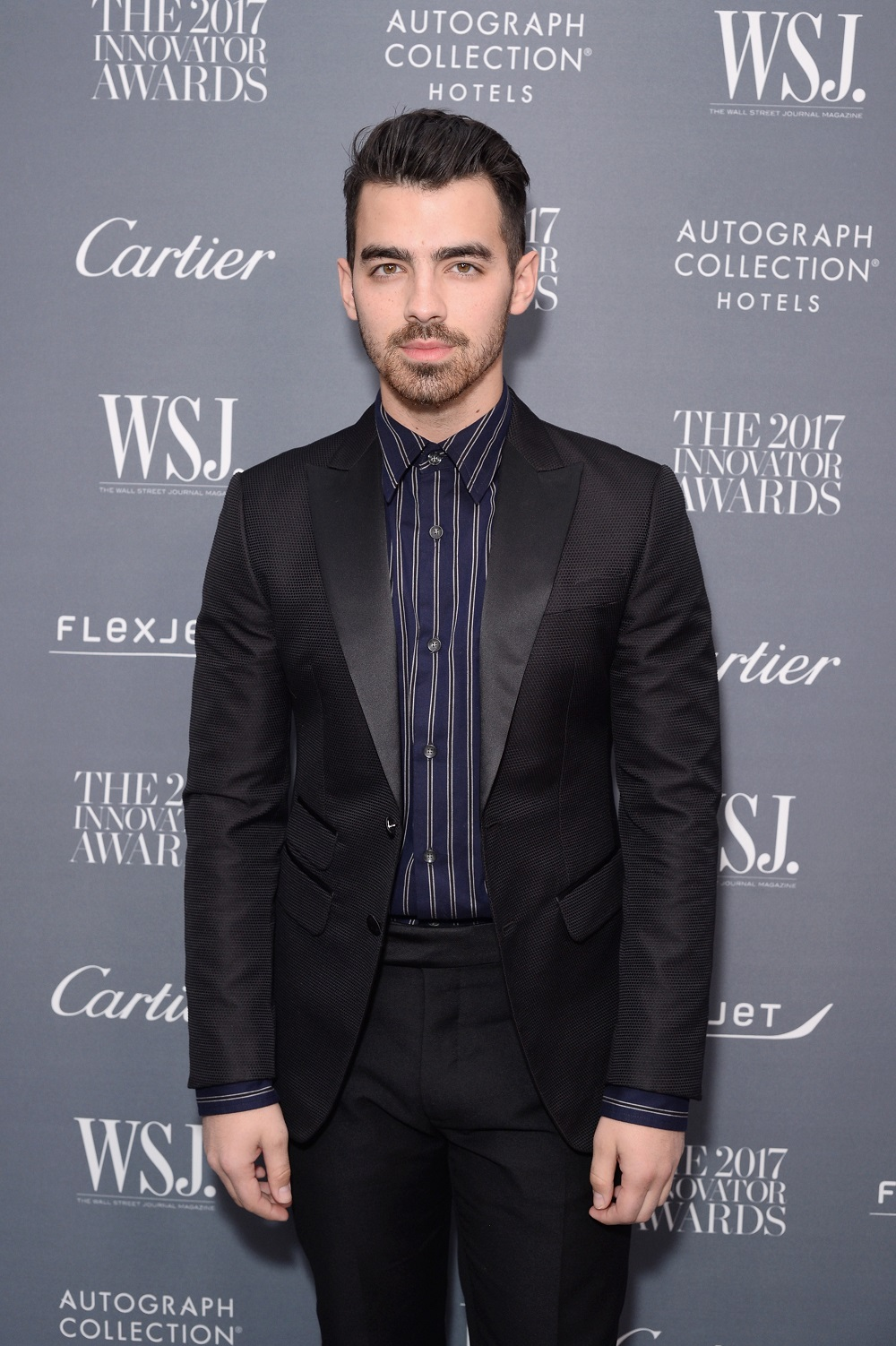 WSJ Magazine innovator awards, joe jonas