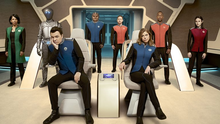 fox renews the orville