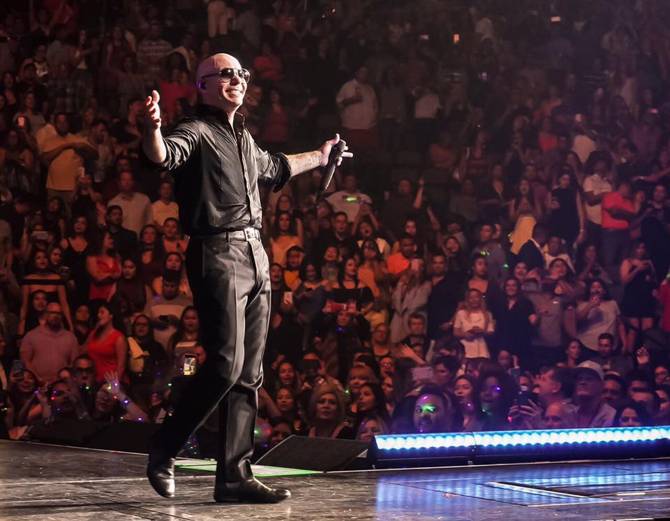pitbull, concert dates, las vegas, planet hollywood