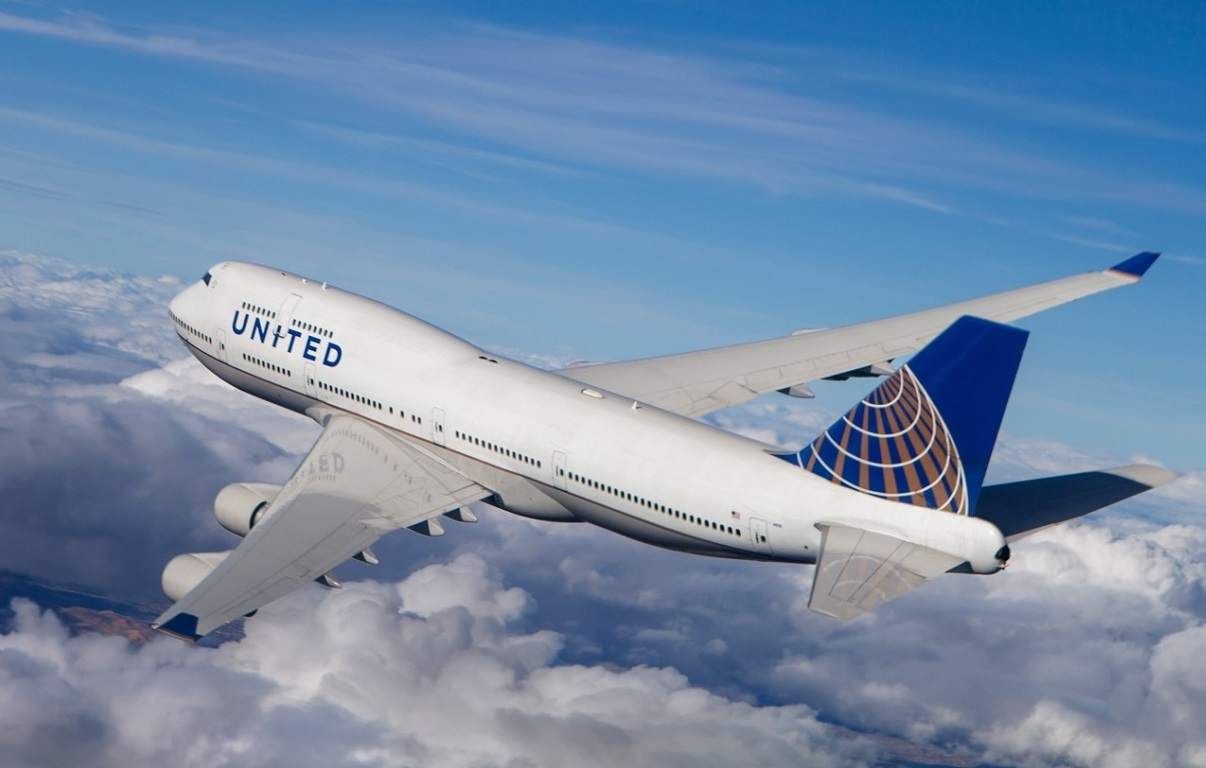 United Airlines retires 747 boeing
