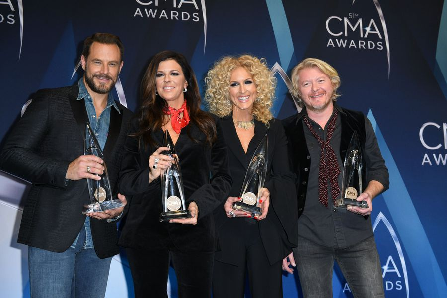 little big town cmas