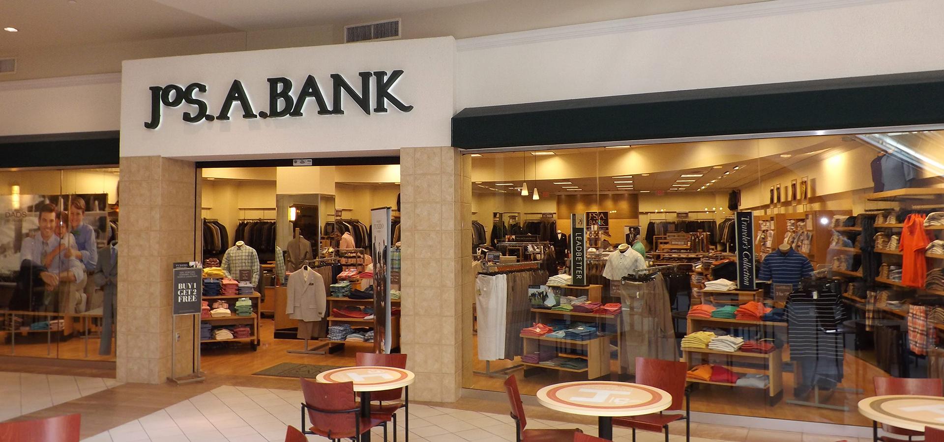 Jos A. Bank; A Treasure Trove Of Suits | LATF USA Joseph A Bank