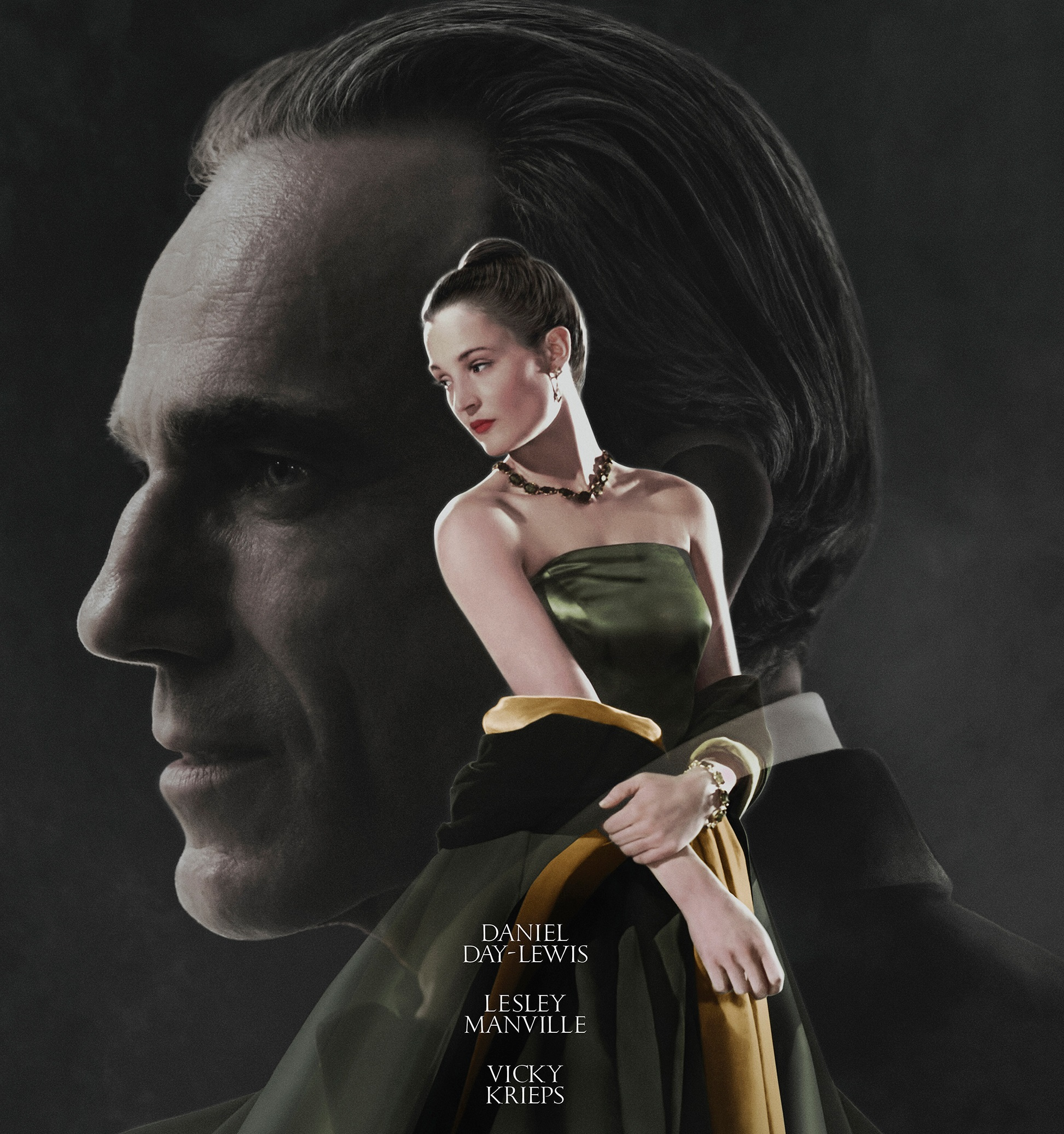 Phantom thread, trailer