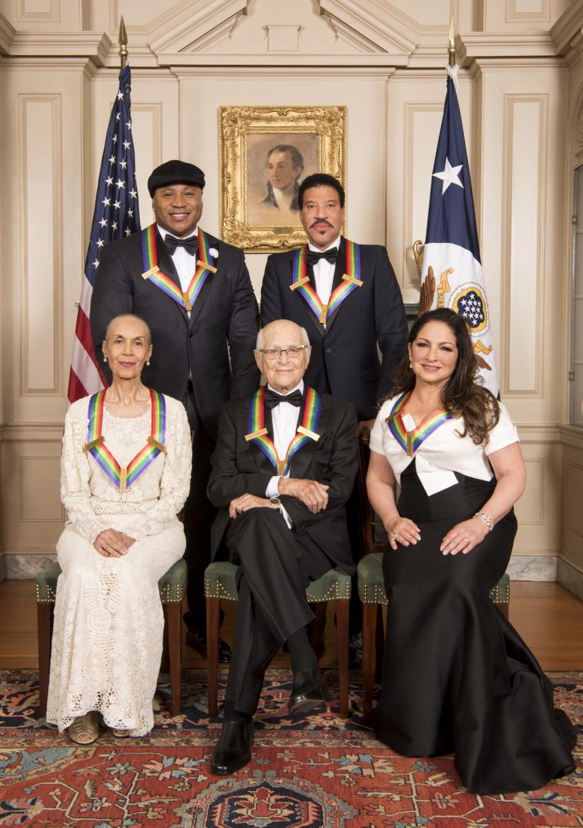 Kennedy center honors, lionel richie, gloria estefan, ll cool j