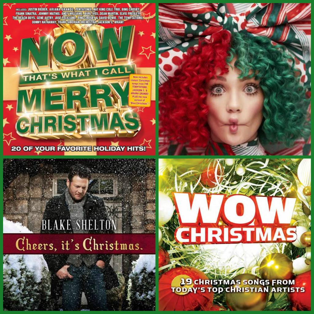 Top Christmas Holiday Music Releases For 2017   LATF USA