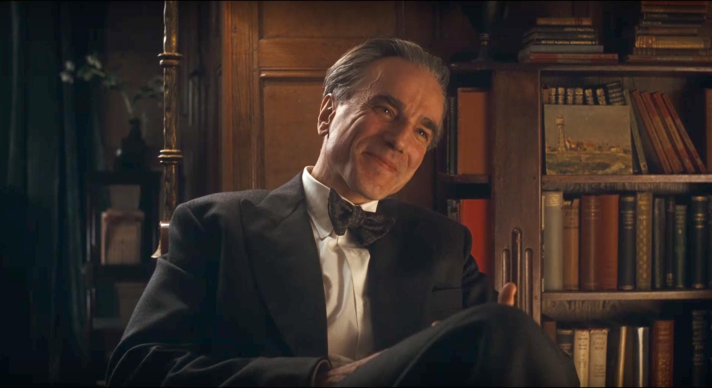 Phantom thread, movie review, Lucas mirabella