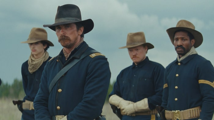 Hostiles, movie review, Lucas Mirabella