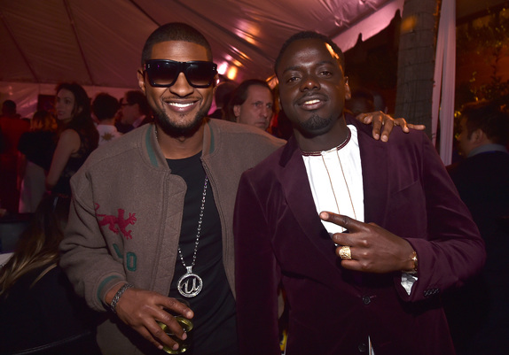 usher, black panther