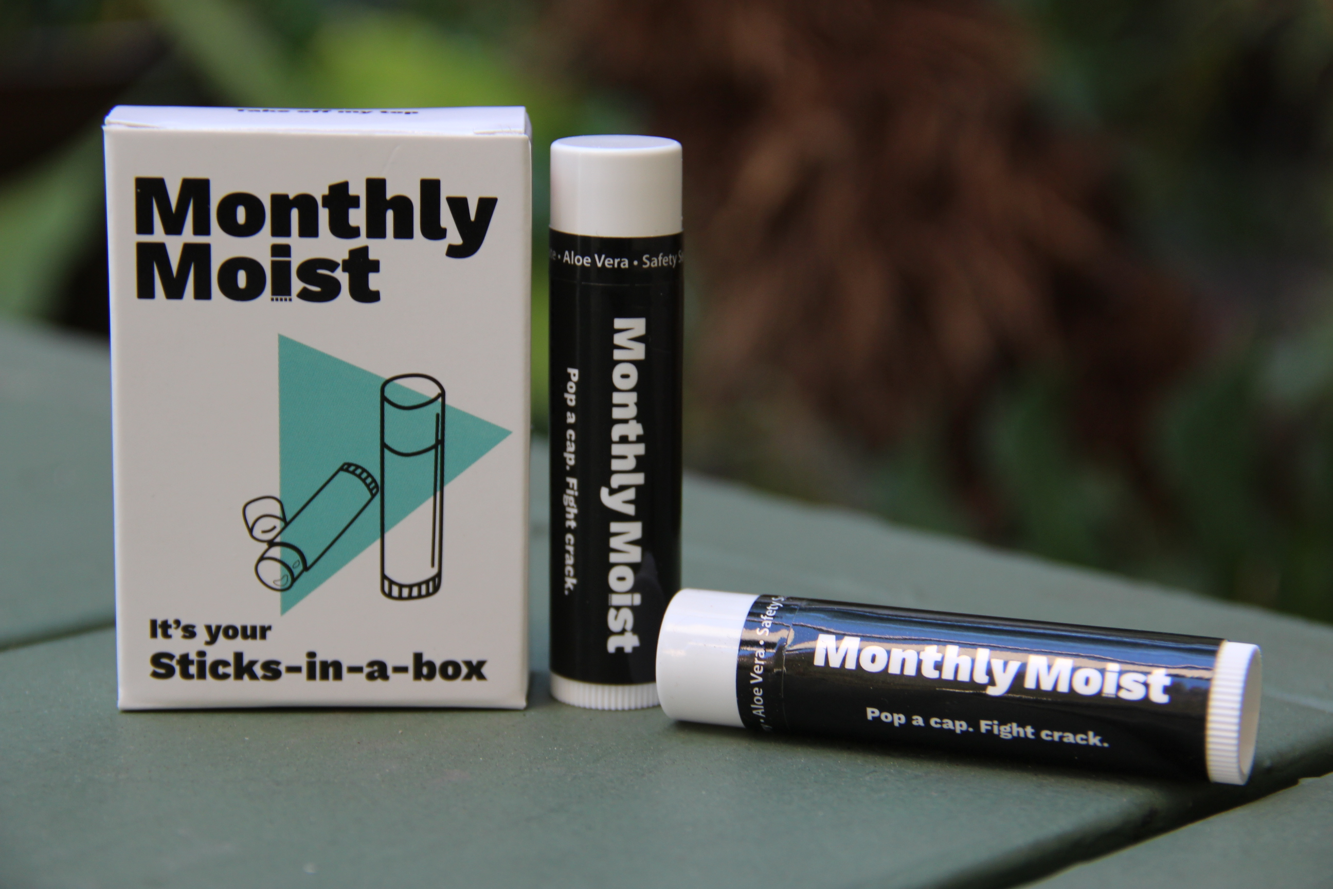 Monthly Moist, chapstick