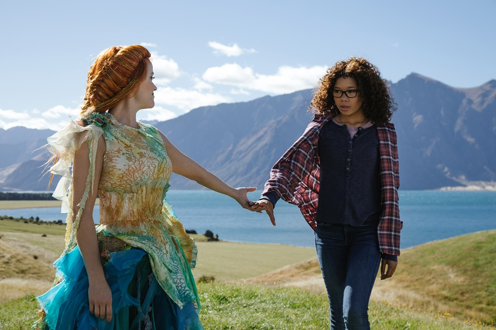 Wrinkle In Time, movie review, lucas mirabella