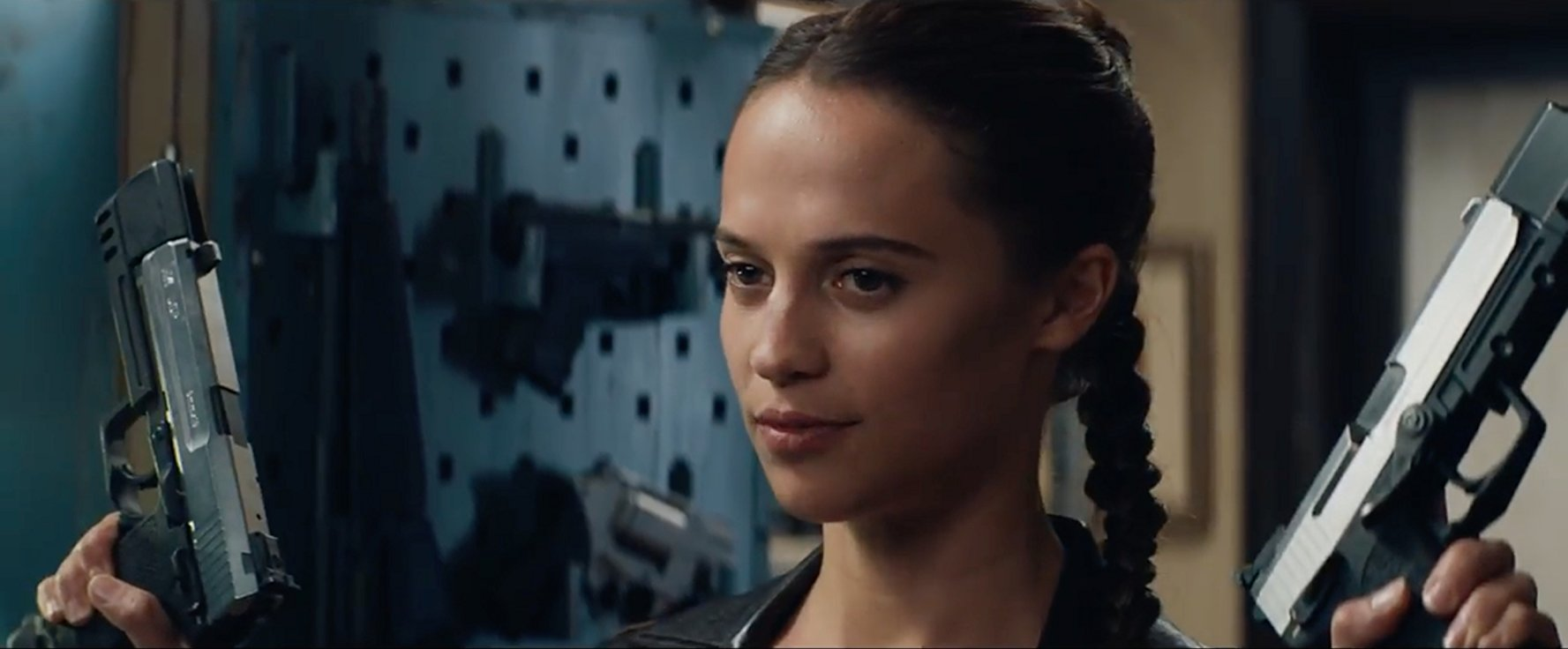 Tomb Raider, movie review, Lucas Mirabella