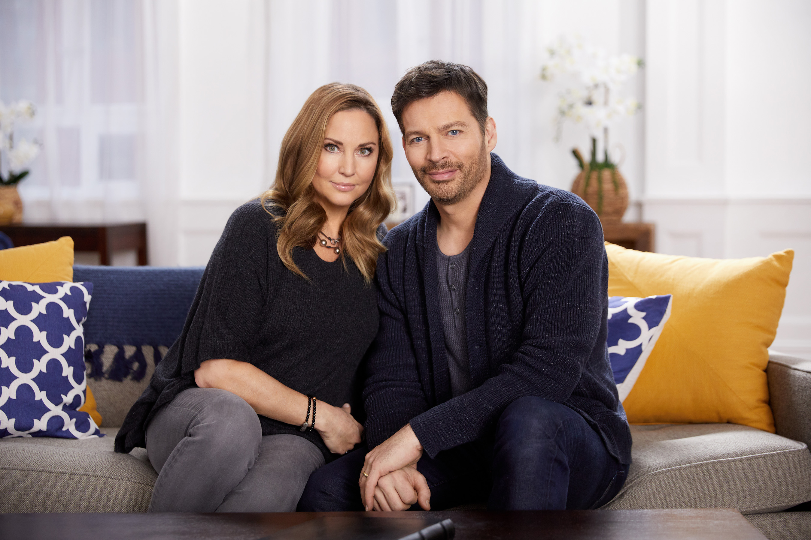 Harry Connick Jr., Jill Connick