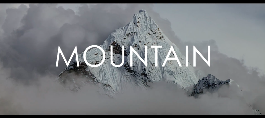 mountains trailer, Willem dafoe
