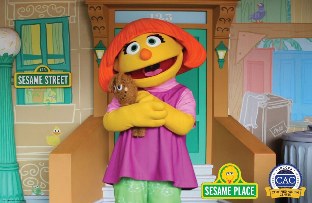 sesame place, autism center