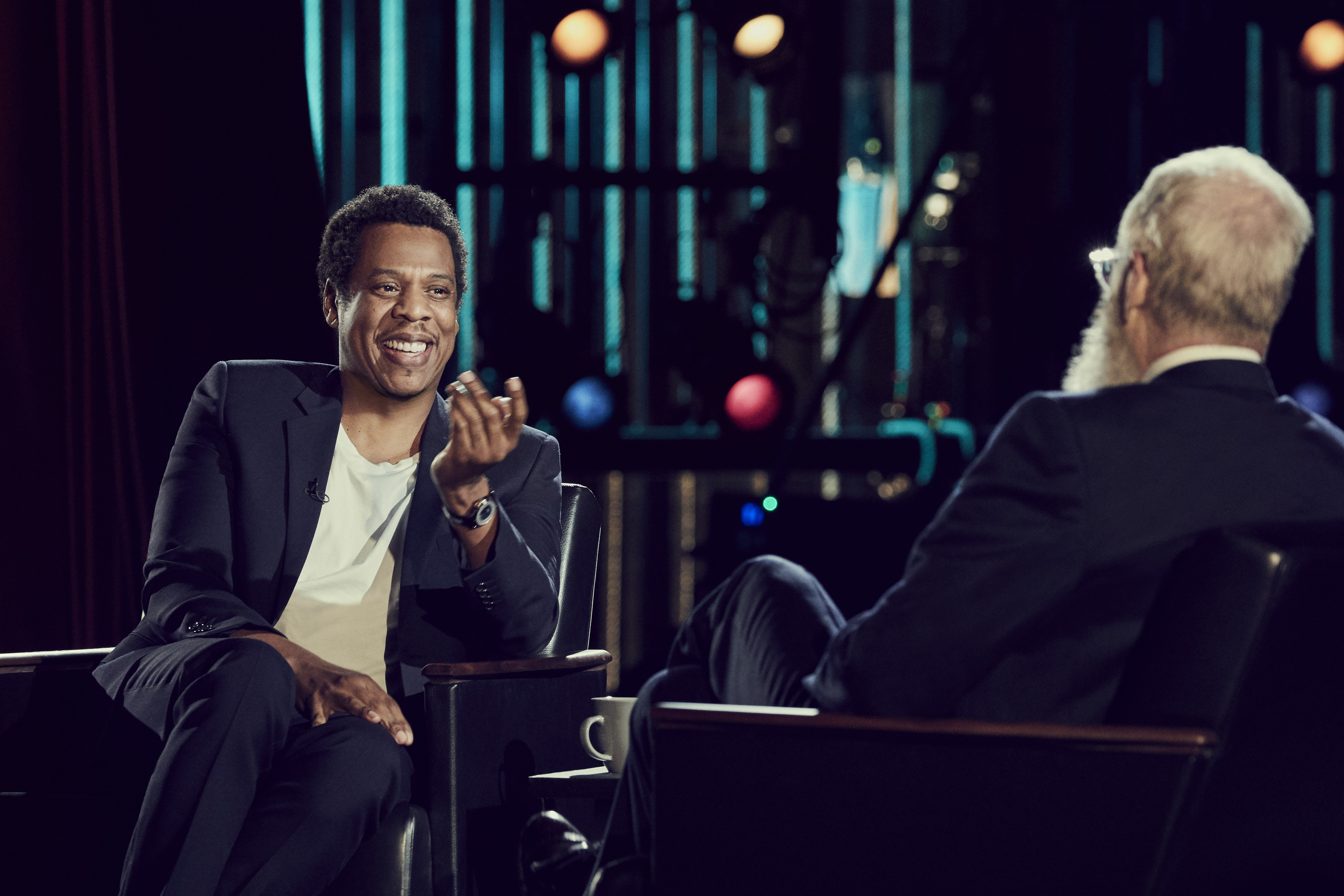 my next guest needs no introduction, jay-z