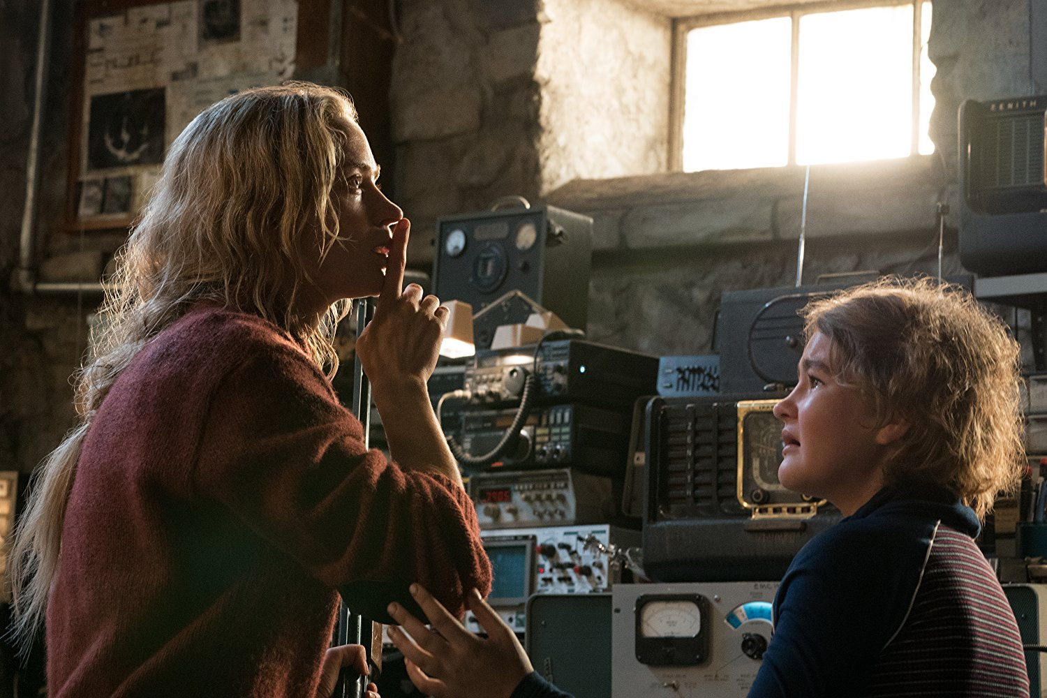 A Quiet Place, movie review, Lucas Mirabella