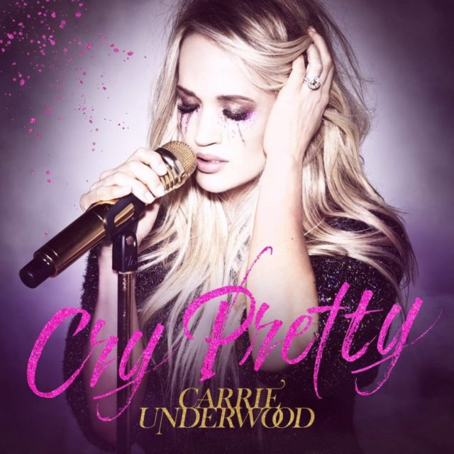 cry pretty, carrie underwood