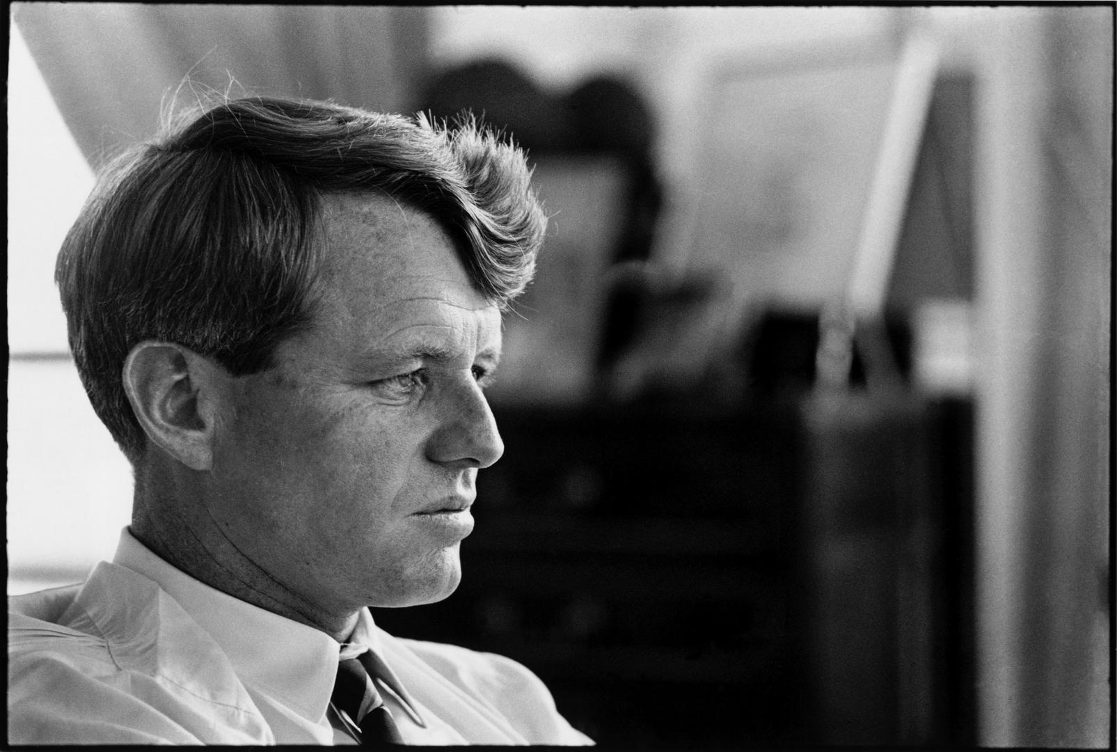 Bobby Kennedy for president, netflix