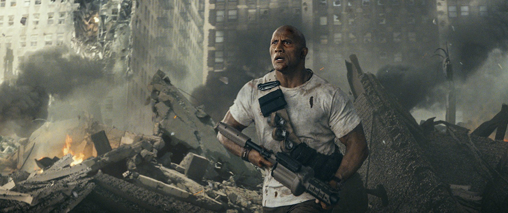 rampage, movie review, lucas mirabella