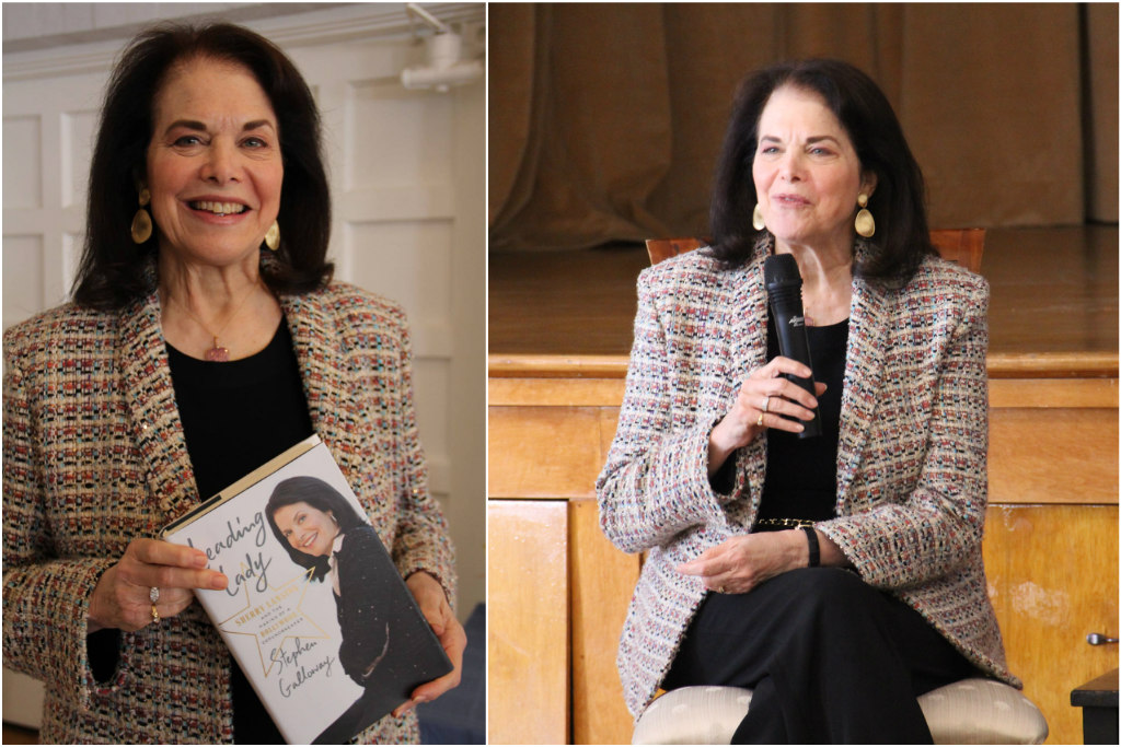 Sherry Lansing, woman's club of hollywood