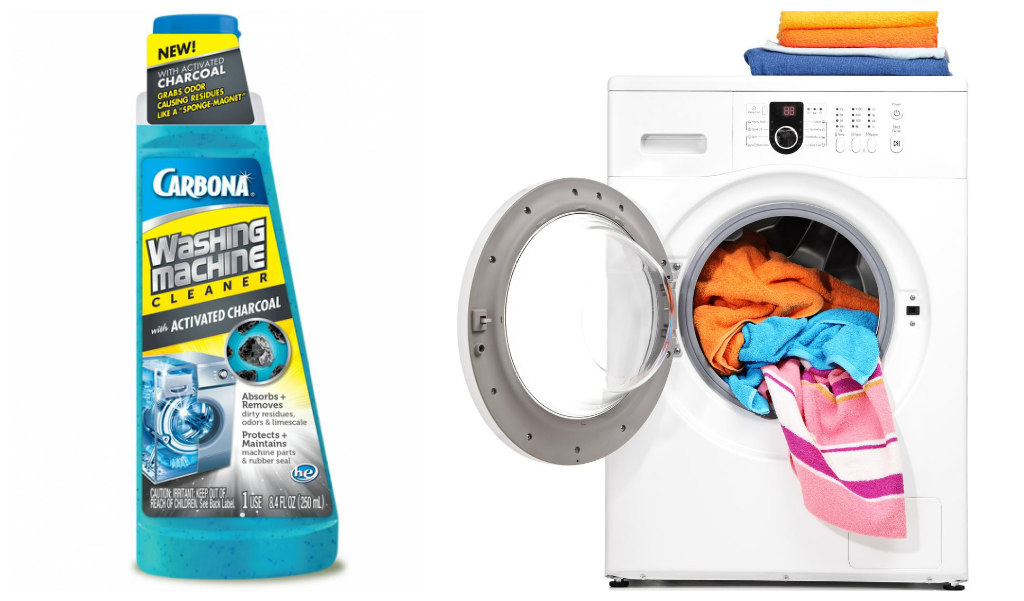 carbona, charcoal washing machine