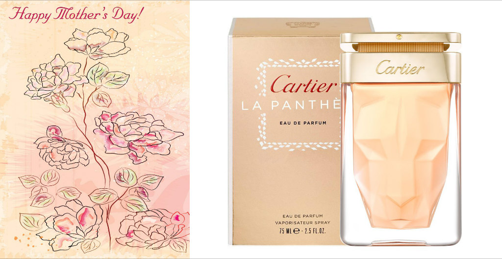 Mother's Day, Cartier, la panthere