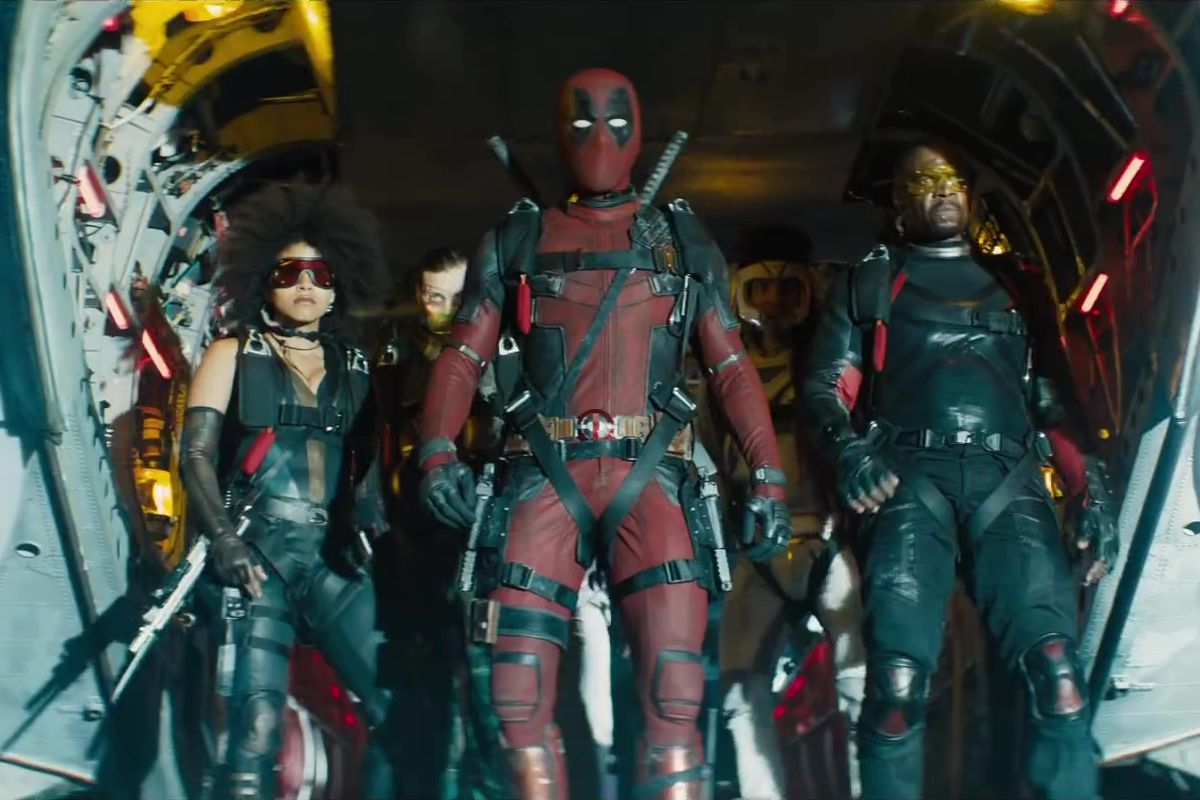 Deadpool 2, movie reviews, Lucas Mirabella
