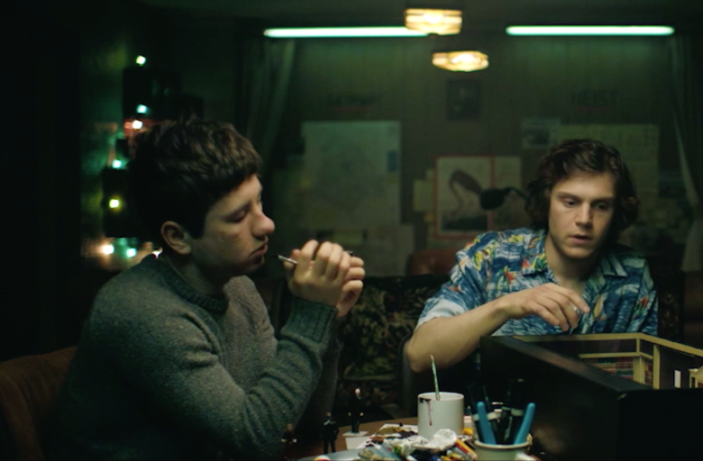 american animals, movie review, lucas mirabella