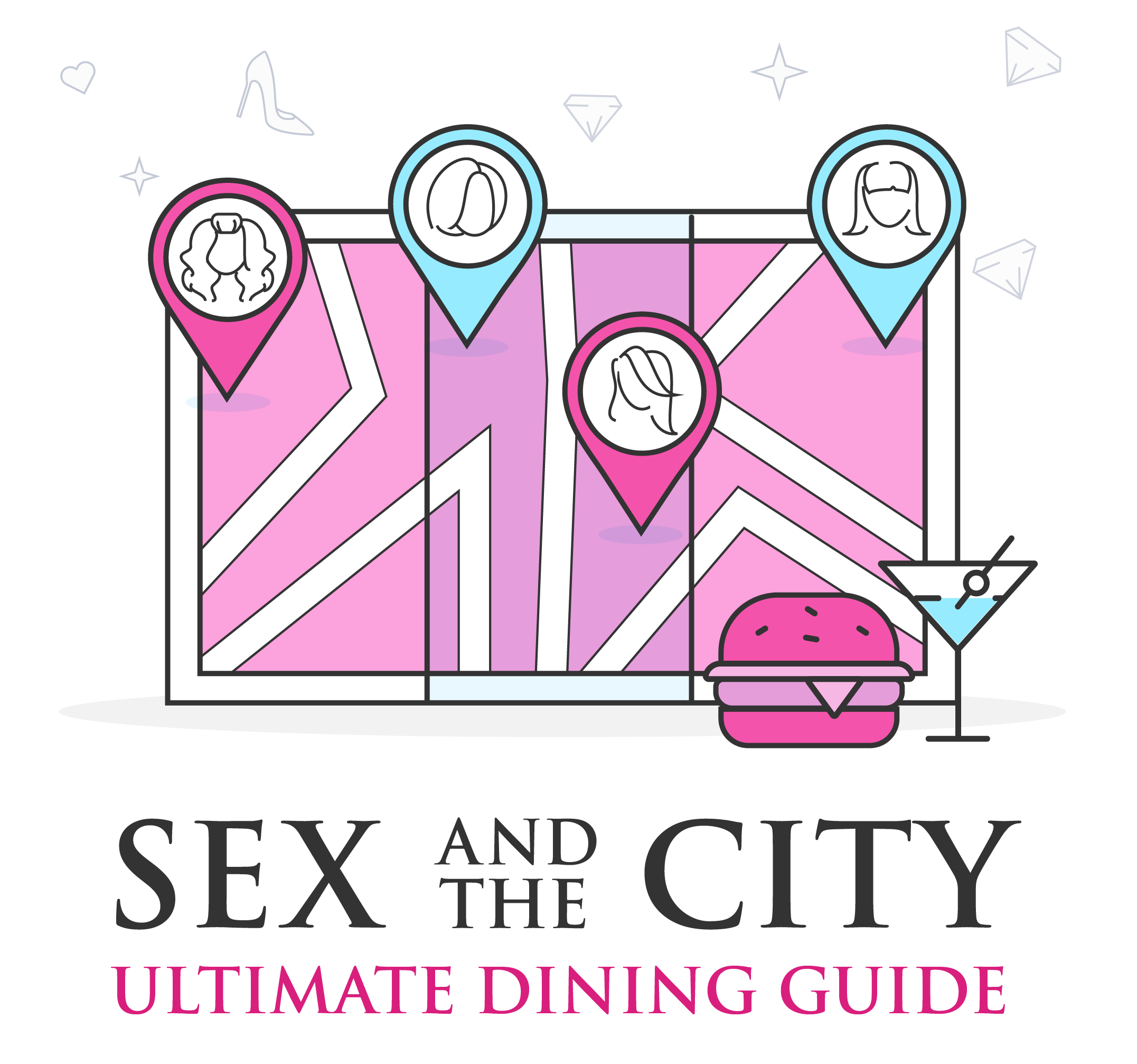 sex and the city dining guide