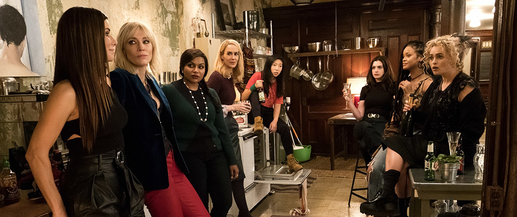 ocean's 8, movie reviews, lucas mirabella
