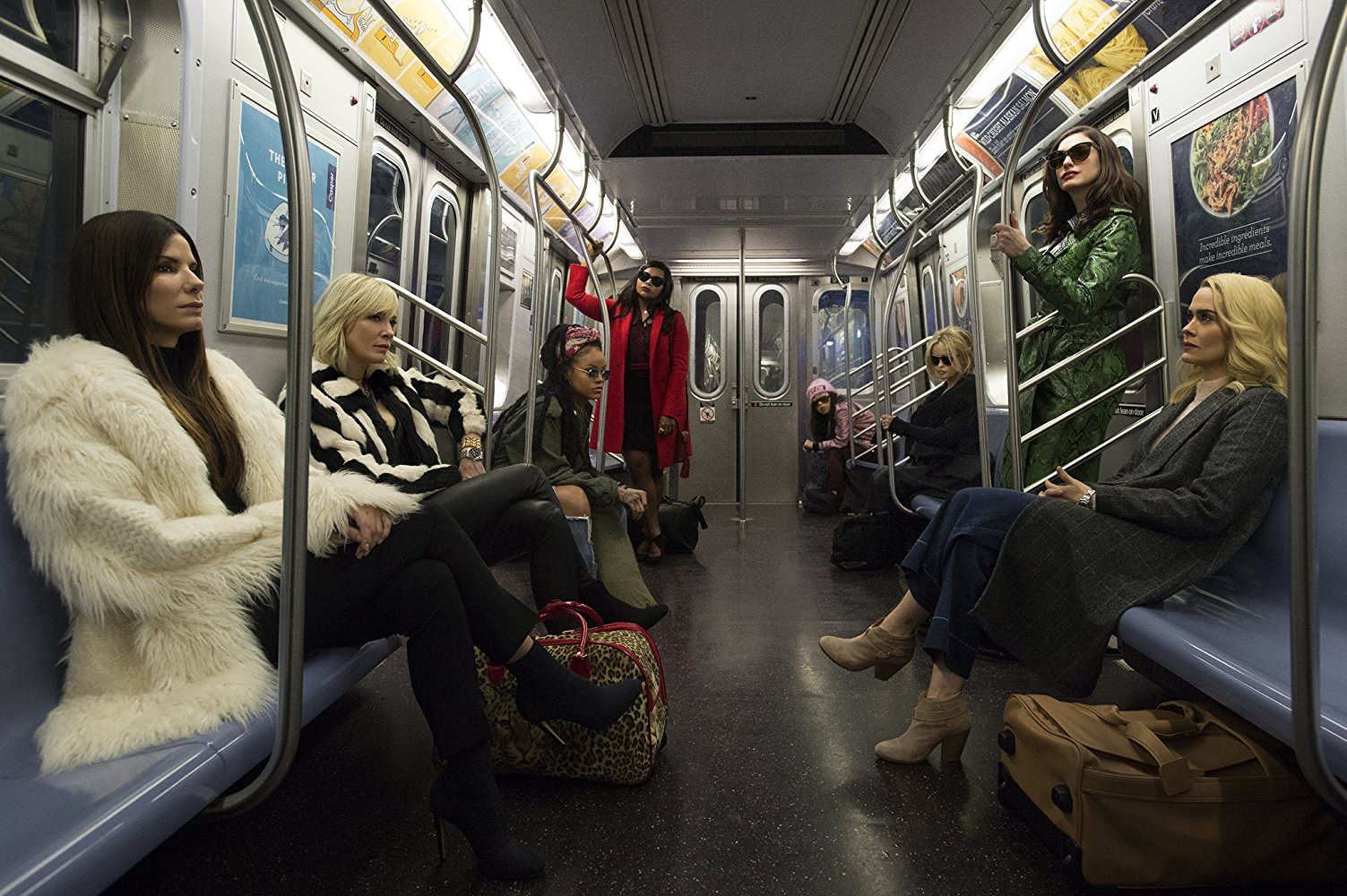 ocean's 8, movie review, lucas mirabella