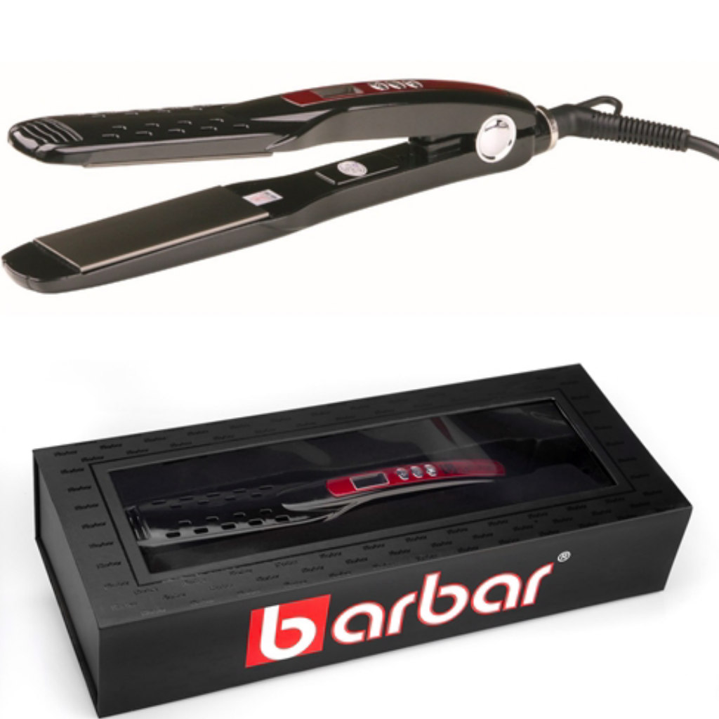 barbar straightener flat iron