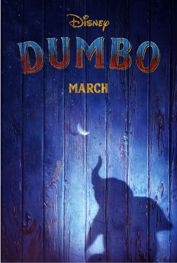 dumbo, live action