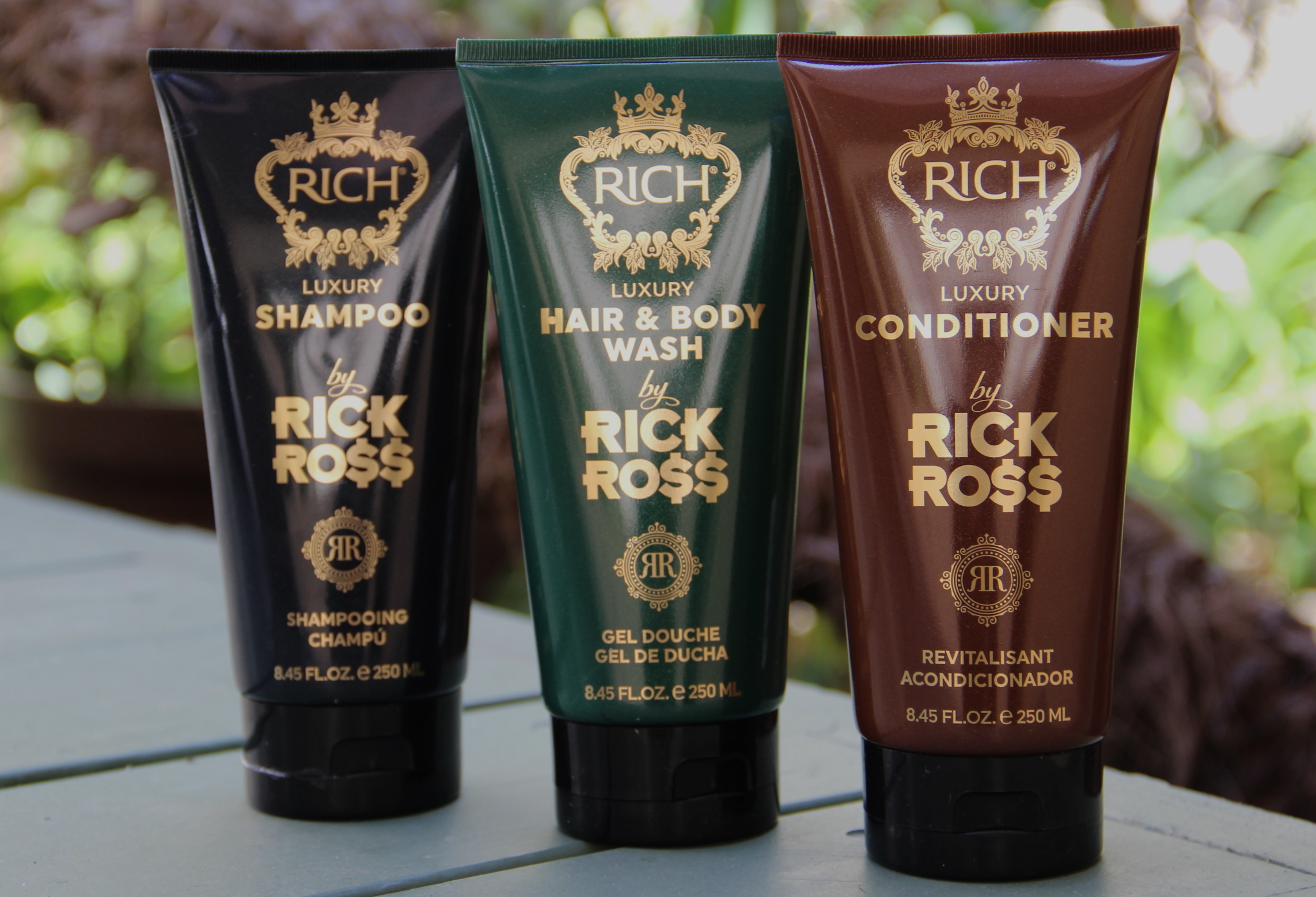 rick ross hair product