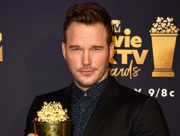 mtv movie and tv awards, Chris pratt