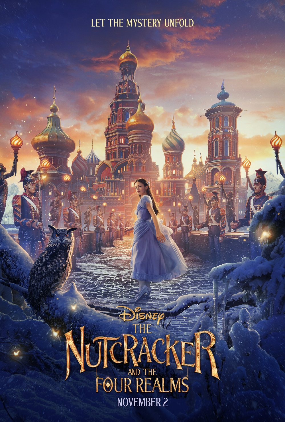 the nutcracker four realms