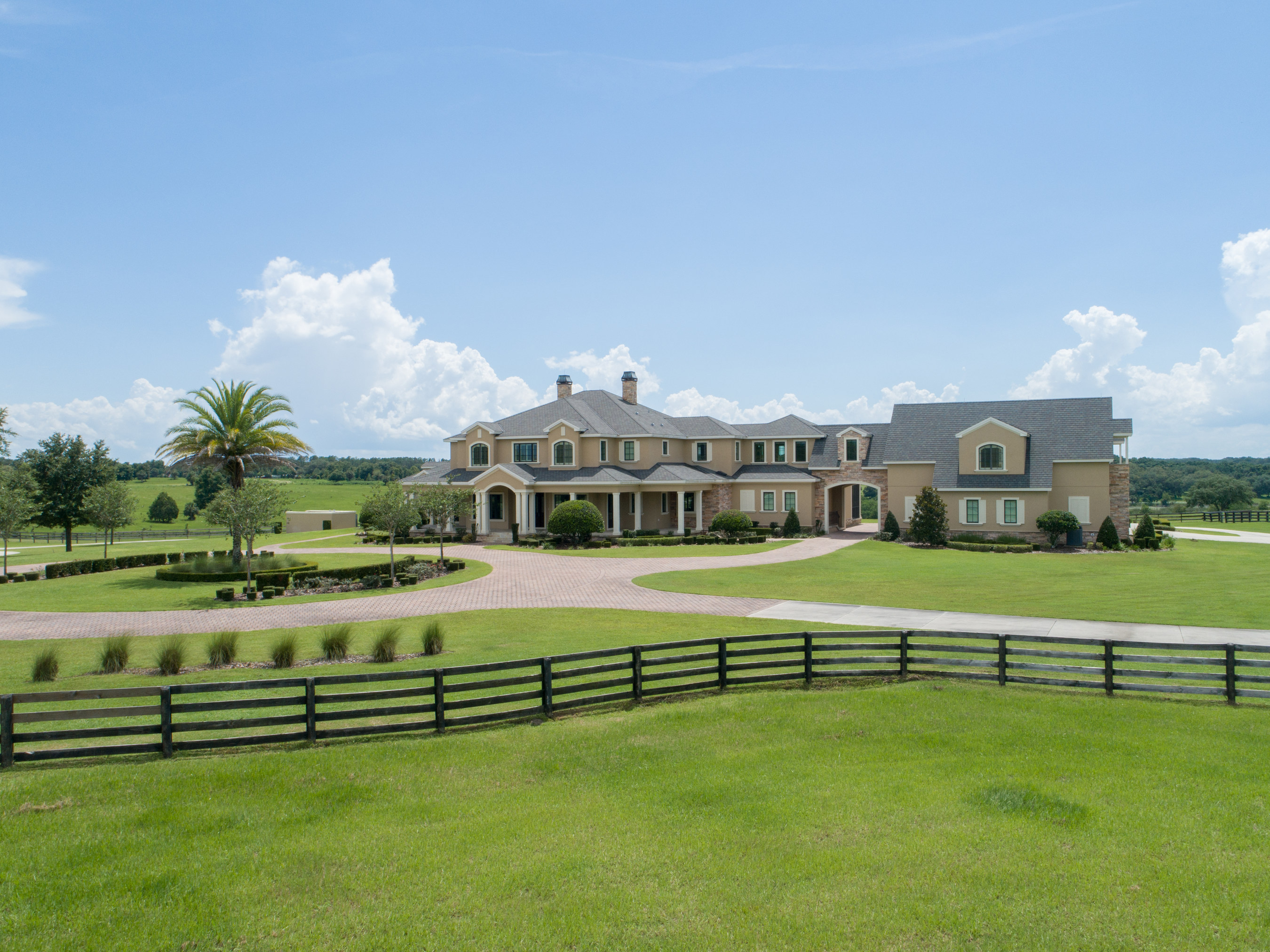 target auction equestrian estate