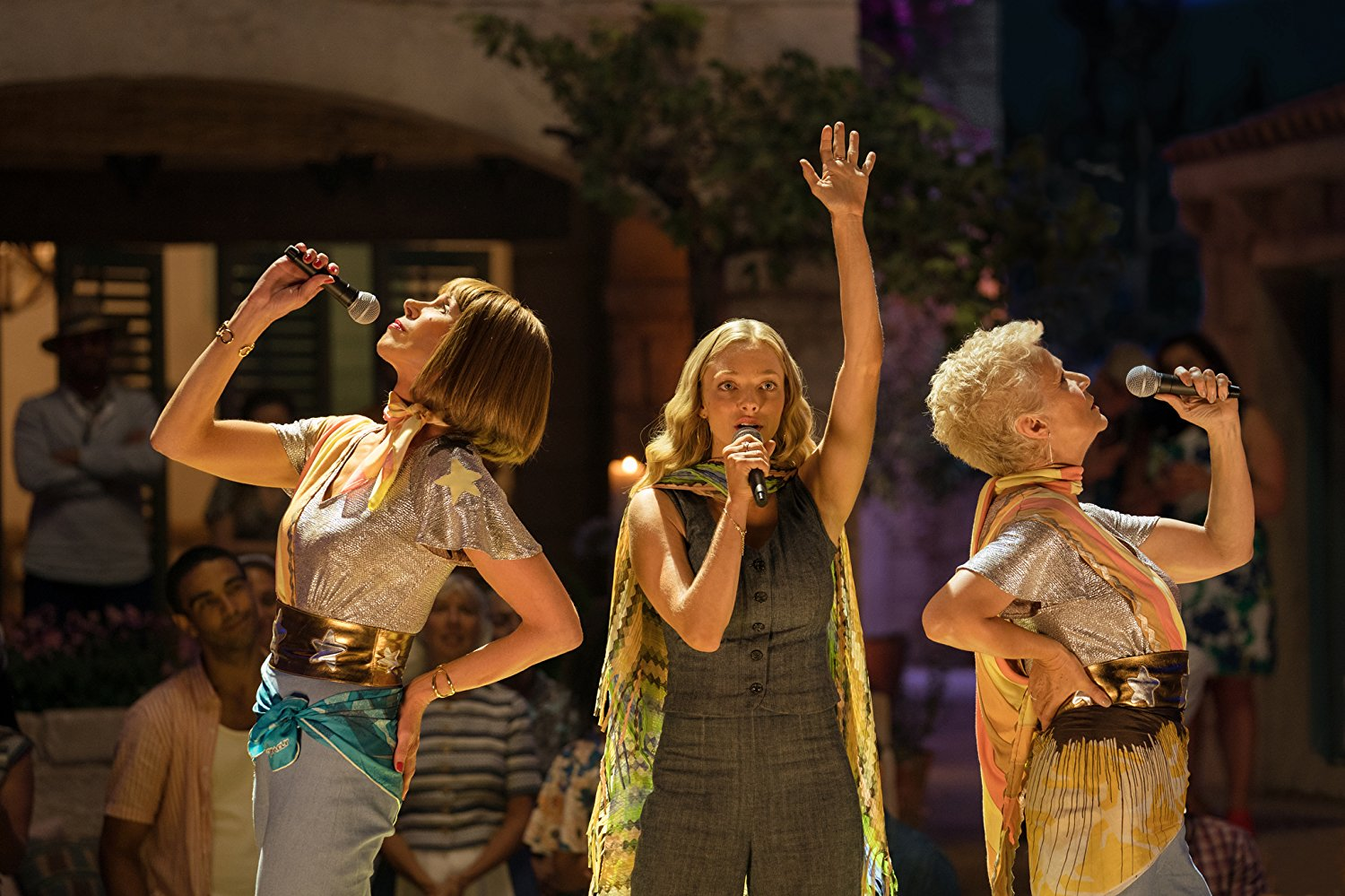 Mamma Mia! Here We Go Again, movie reviews, Lucas Mirabella