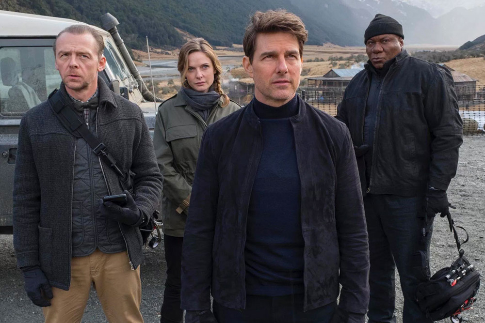 Mission: Impossible - Fallout, movie reviews, Lucas Mirabella