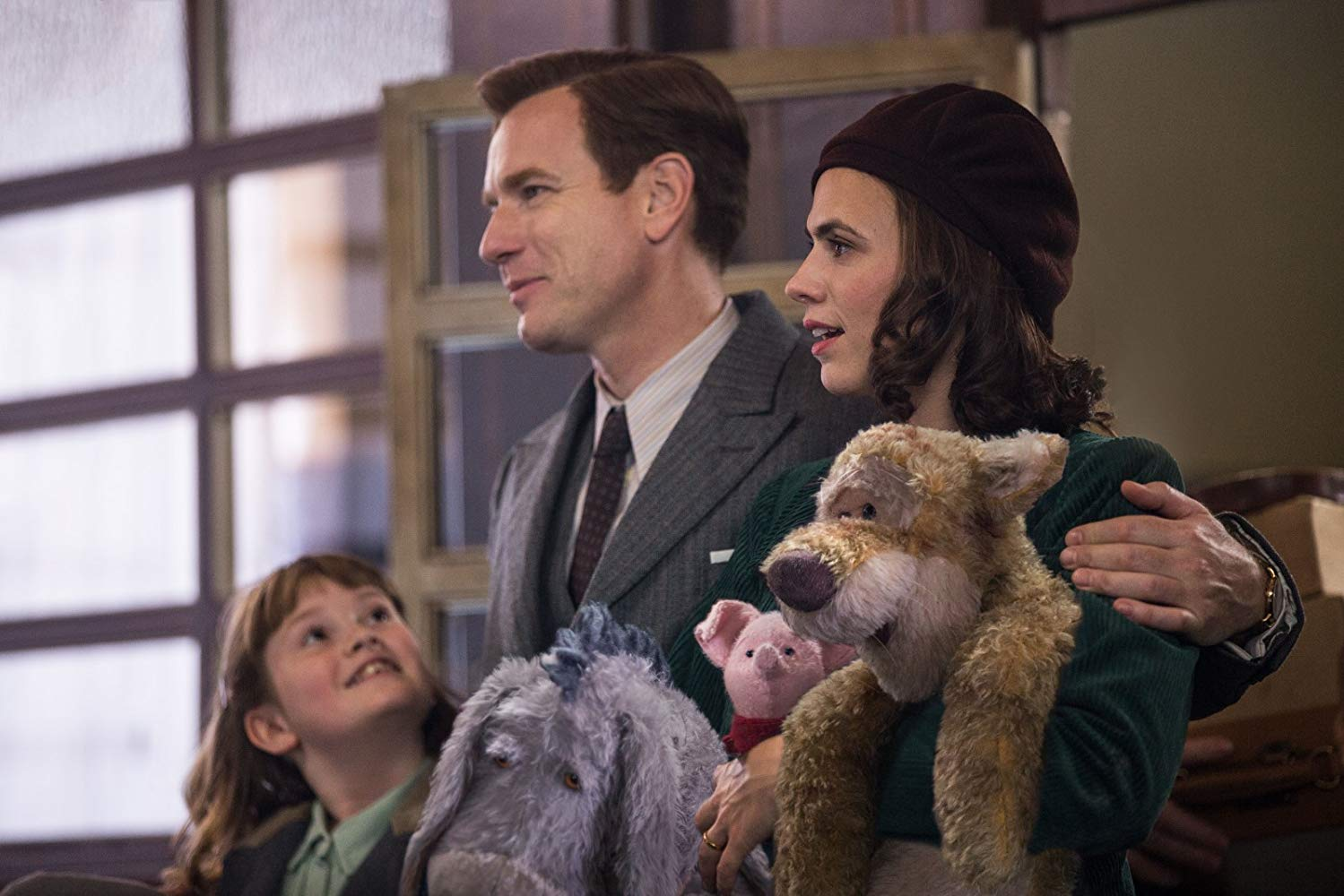 Christopher Robin, movie review, Lucas Mirabella