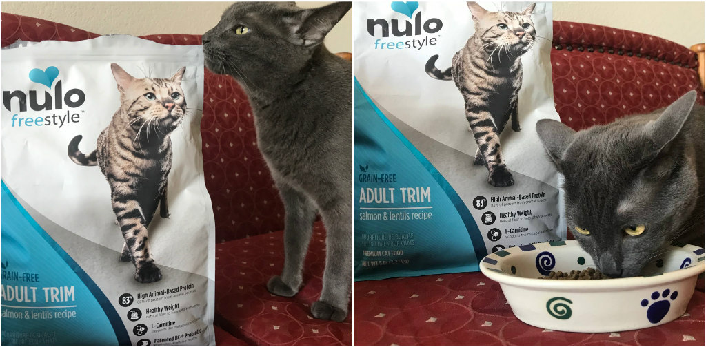 Nulo Pet Food, blanche