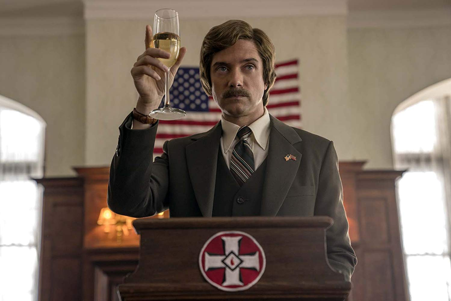 BlacKkKlansman, movie reviews, Lucas Mirabella