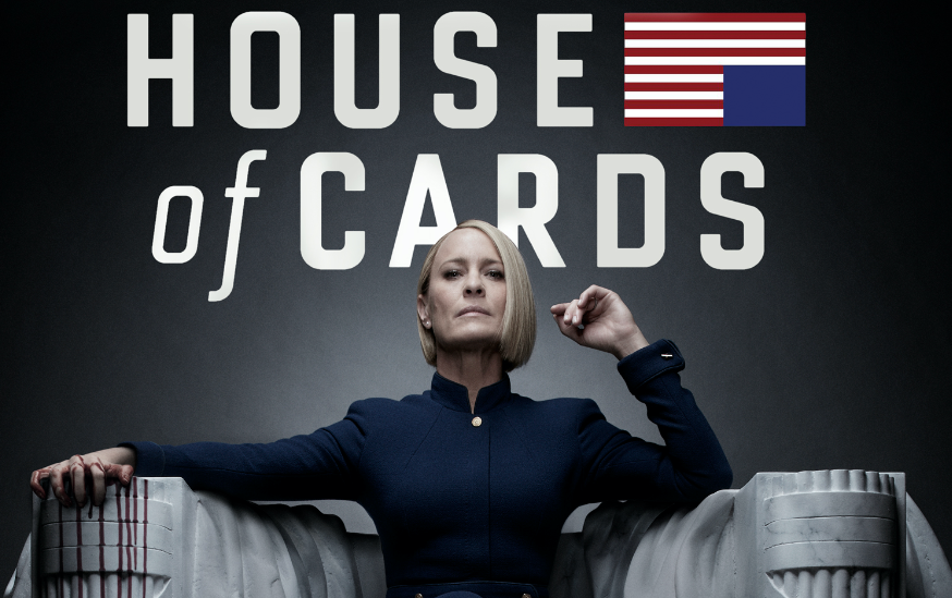 robin wright, house of cards
