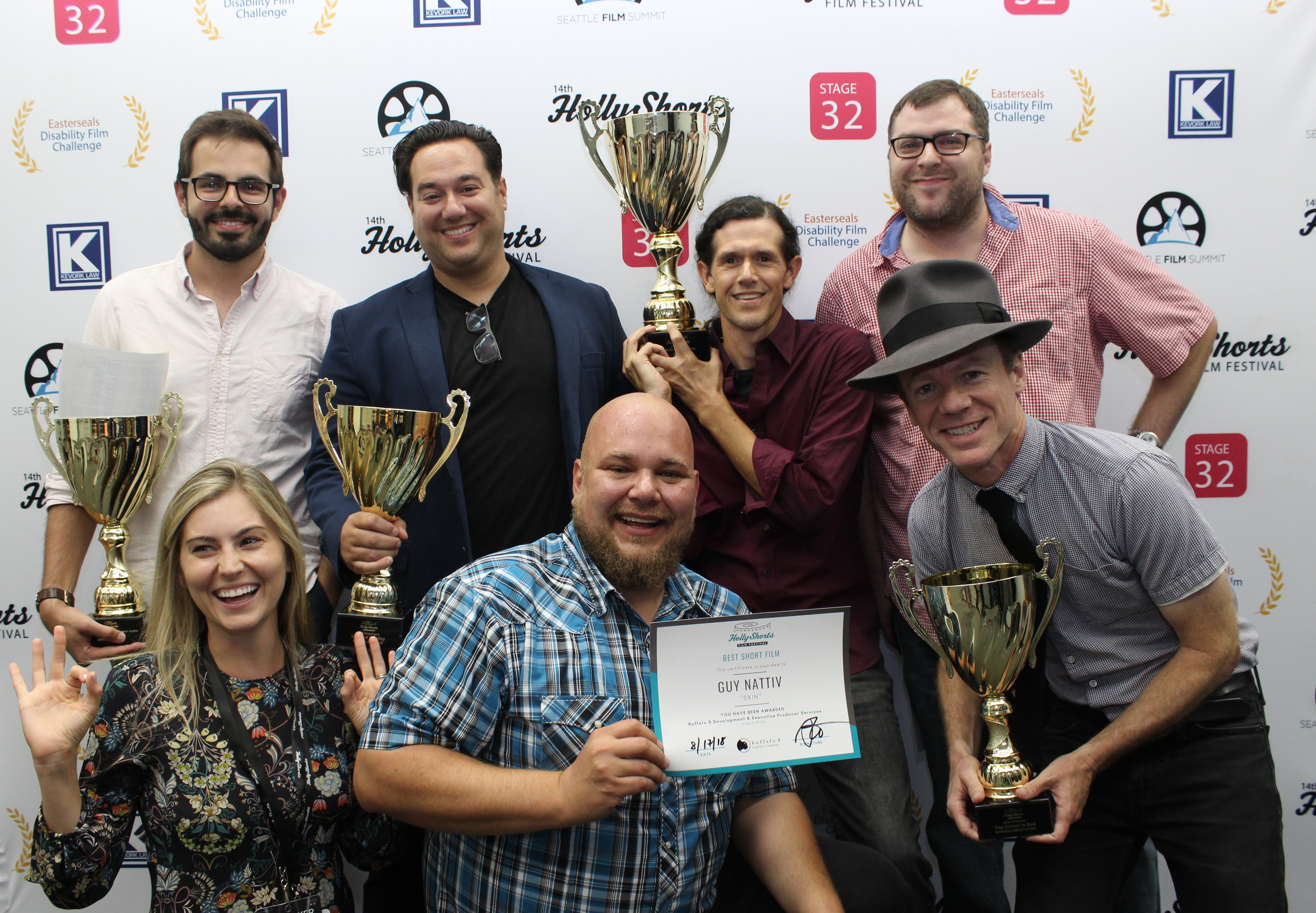 hollyshorts winners 2018
