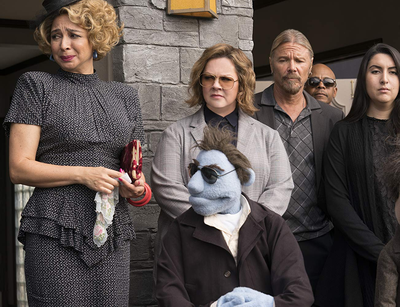 The Happytime Murders, movie reviews, Lucas Mirabella