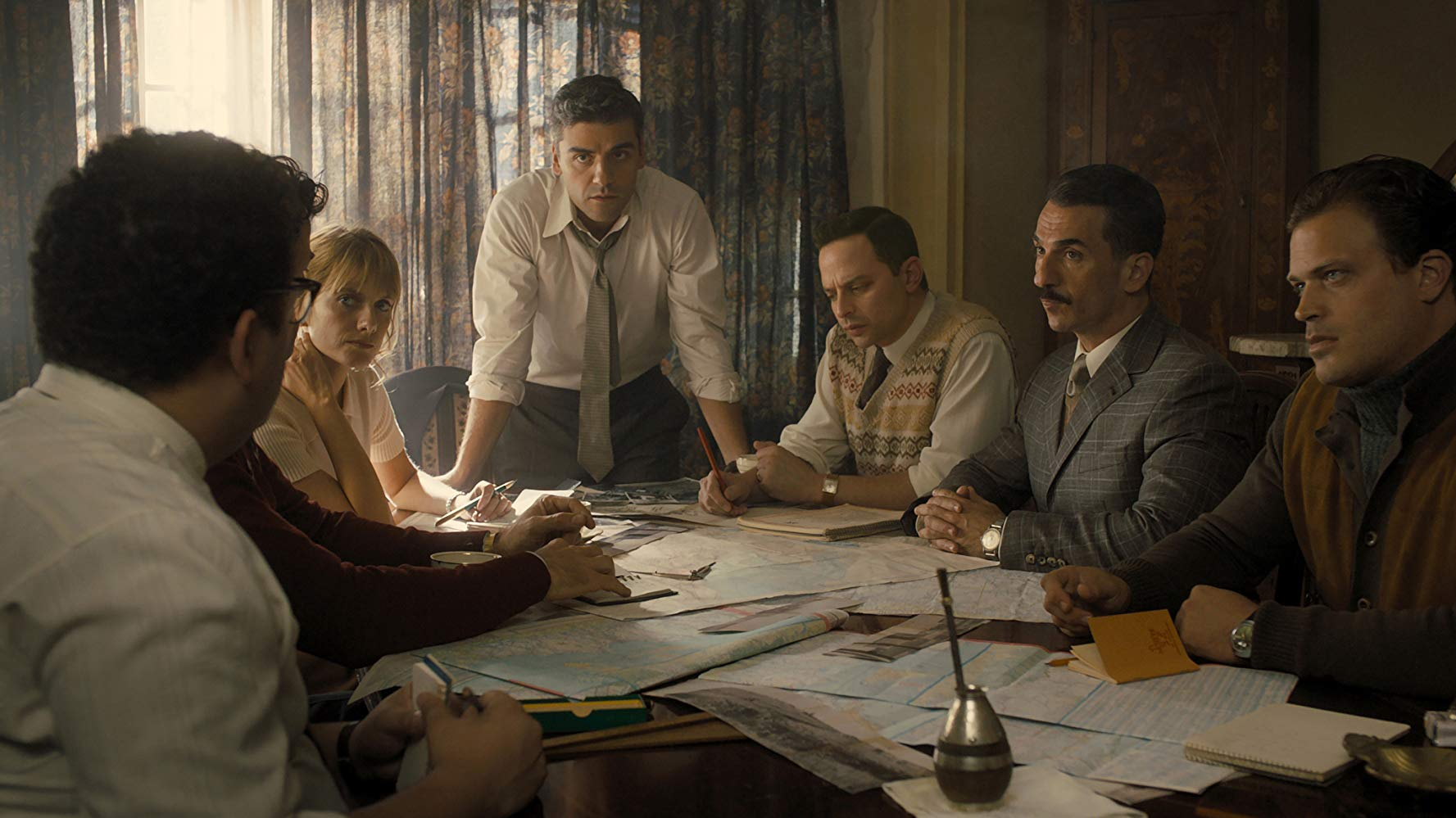 Operation Finale, movie reviews, Lucas Mirabella