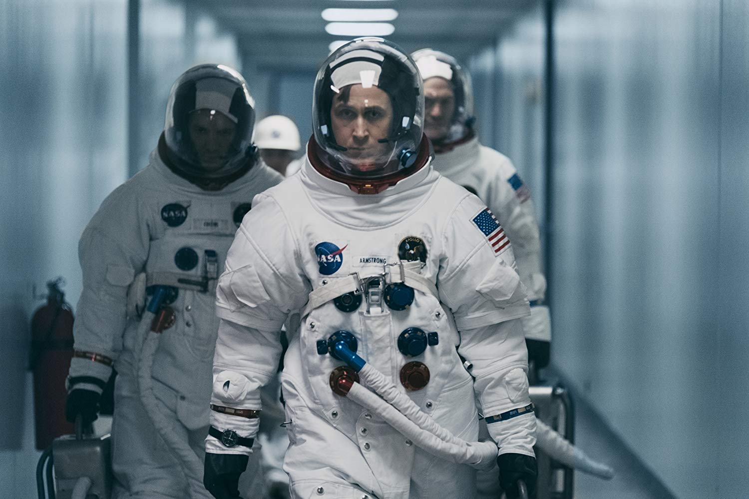 First Man, movie review, Lucas Mirabella