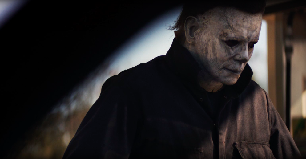 halloween 2018 movie review, pamela price