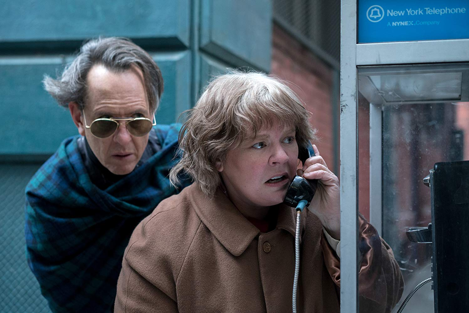 movie reviews, can you ever forgive me?, Lucas Mirabella