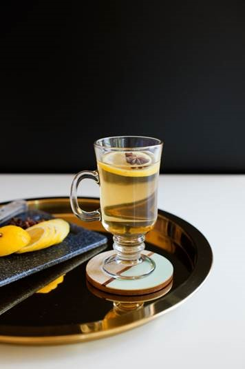 green hot toddy recipe